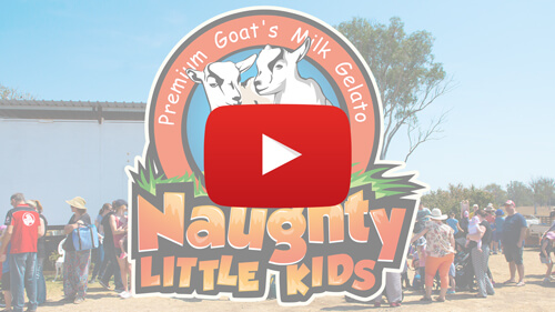 Naughty Little Kids Goat Milk Gelato Youtube Video thumbnail